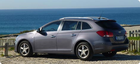 Chevrolet Cruze to be withdrawh from the car rental fleet in Europe