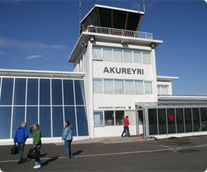 Car hire in the North of Iceland - Car hire Akureyri Airport and town centre