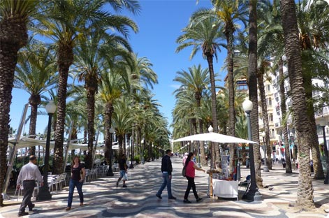 Alicante tourist attractions