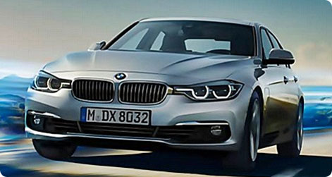 f9af2acfb1 A luxury hire car - BMW 3 Series - available to rent at competitive rates  in Brussels