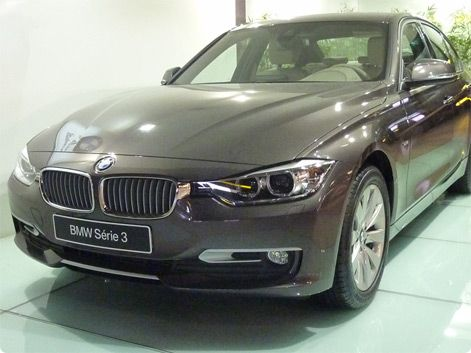 BMW New Model - 3-series