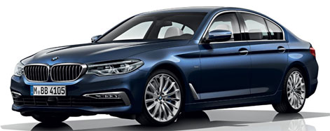 BMW 5 2017 review
