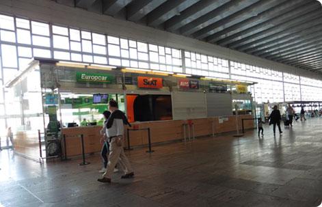 Avis Car Rental Orly Airport