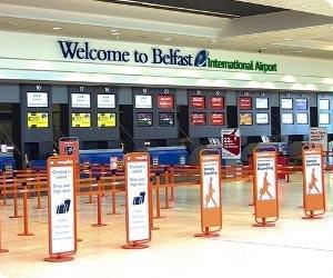 Dooley Car Hire Belfast International Airport