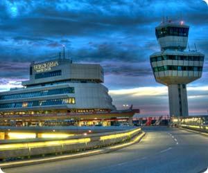 Car Rental Locationat Berlin Tegel Airport