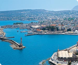 Chania Airport car hire - rent a car in Crete