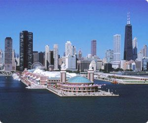 Chicago Airport car hire - car rental deals in the US