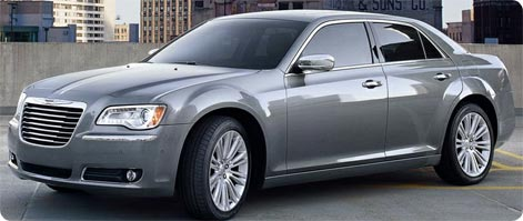 Chrysler 300 or similar avis