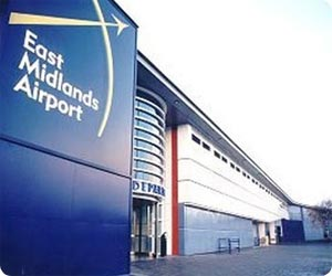Best car hire deals at East Midlands Airport - find cheap car hire with Cartrawler UK