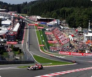 Fly from the UK to the Belgium Grand Prix and find cheap airport car hire