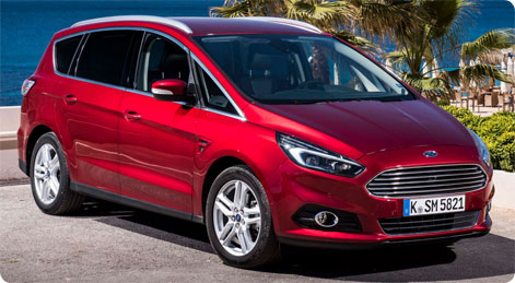 Best Ford S-Max picture MPV