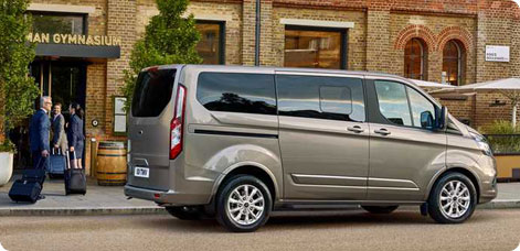 Ford Tourneo 9 seater