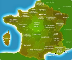 French Car Rental - Find cheap car hire France