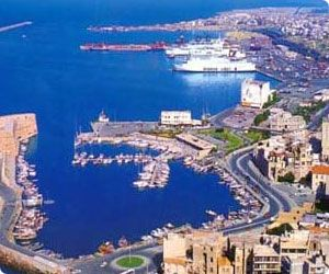 Cheap car hire at Heraklion Airport - rent a car in Crete