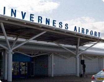 Inverness Airport car hire – Scotland deals and offers
