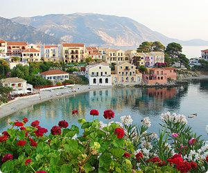 Kefalonia Airport car hire - cheap rent a car Greece