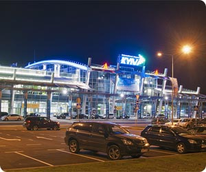 Cheap car hire Ukraine - find the best car rental deals at Kiev Zhuliany Airport (Kiev International Airport)