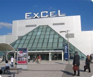 Cheap car hire London Exhibition Centre - best car rental deals ExCeL, London