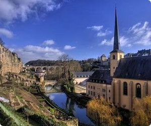 Luxembourg car rental - compare Luxembourg car hire