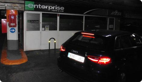 Enterprise Car Rental Madrid Barajas
