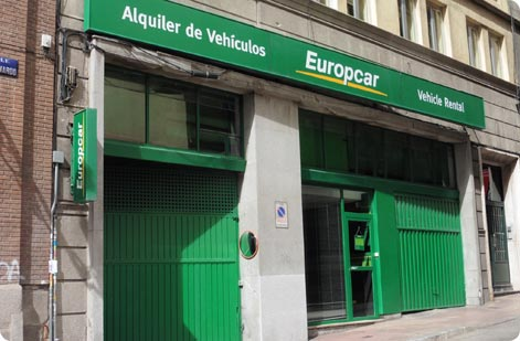 Europcar Madrid city centre