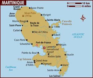 Car Rental Martinique Airport