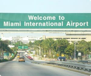 Miami Airport cheap car hire - find the best deals at MIA Rental Car Center