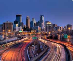 Minneapolis Airport car rentals - compare prices with Cartrawler USA