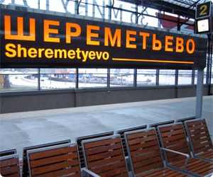 Moscow Sheremetyevo Airport car hire - rent a car Moscow