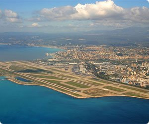 Nice Airport car hire – compare offers at Nice Côte d'Azur Airport