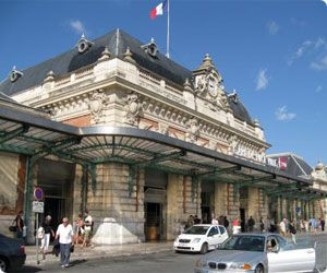 Gare de Nice car hire - rent a car Nice train station