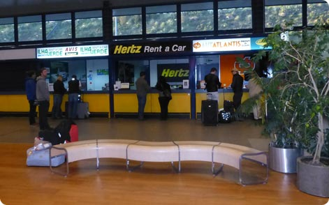 Ilha Verde Car Rental Pico