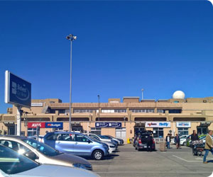 Car hire in Port Elizabeth Airport, ZA