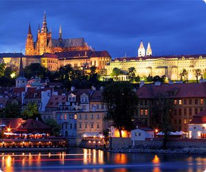 Car rental Prague Airport - search car hire in Czech Republic