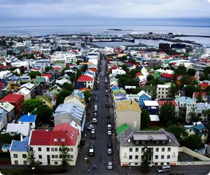 Best deals on Reykjavik city car hire in Iceland