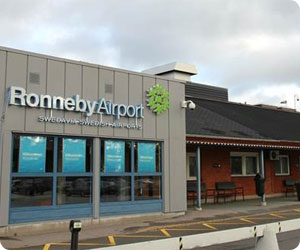 Ronneby Airport car rental with Cartrawler Sweden