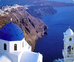 Santorini Airport car hire - rent a cheap car in Greece