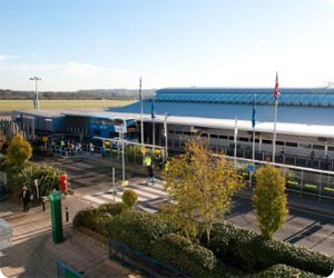 Car hire Southampton Airport - compare prices of car hire England