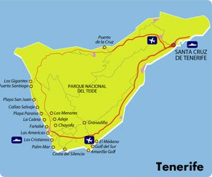 Orlando Rent A Car Tenerife South Airport