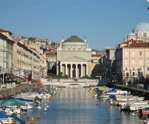 Economy car rentals Italy - cheap car hire at Trieste Airport