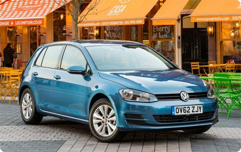 VW Golf compact class rental