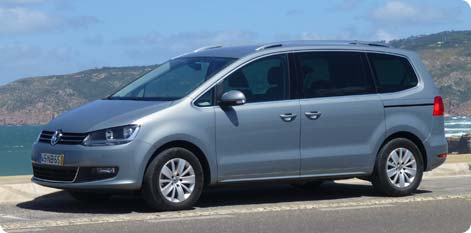 Rent a VW Sharan