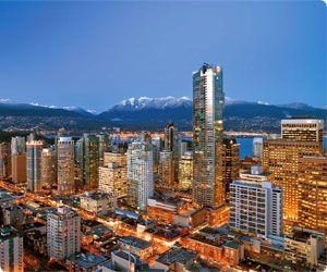 Rent a car Vancouver Airport - compare rates for car hire Canada