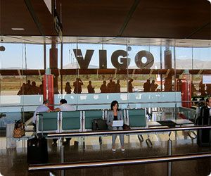 Car hire at Vigo Airport - rent-a-car Spain