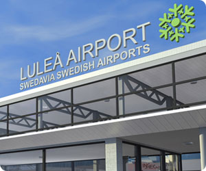Northern Sweden car rental – find cheap car hire in Luleå Airport (LLA)