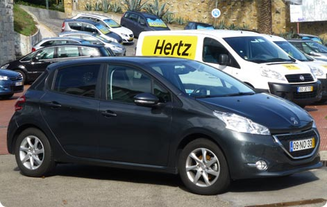 Car Hire Nice Airport France Hertz